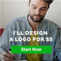 Logo design for five dollars