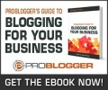 Blogging for your business